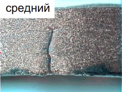 Износ уплотнительного тефлонового кольца высокого давления (HD)